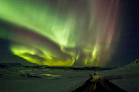Northern Lights in Iceland - Secret Iceland