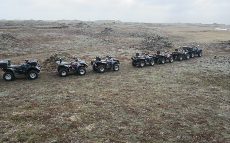 ATV/Quad bike tour with Holasport