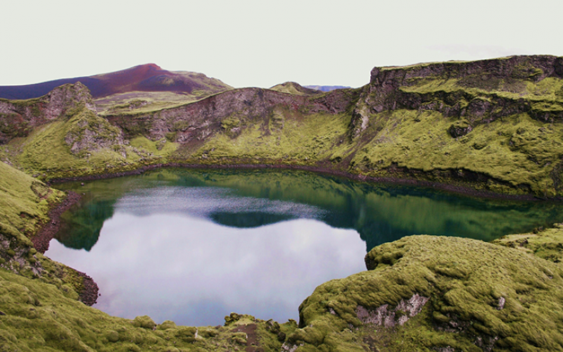 Laki Craters Mountain Expedition day tour - Holasport